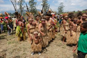 Gearing up for the Mount Hagen festival