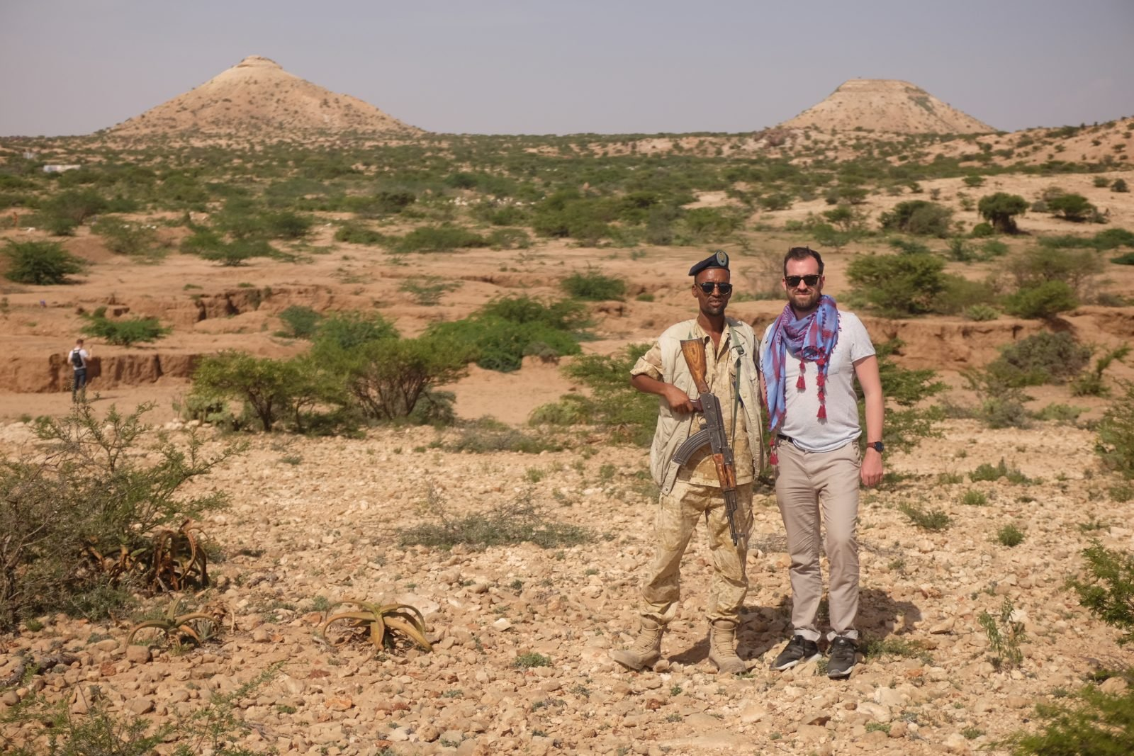 On tour in Somaliland
