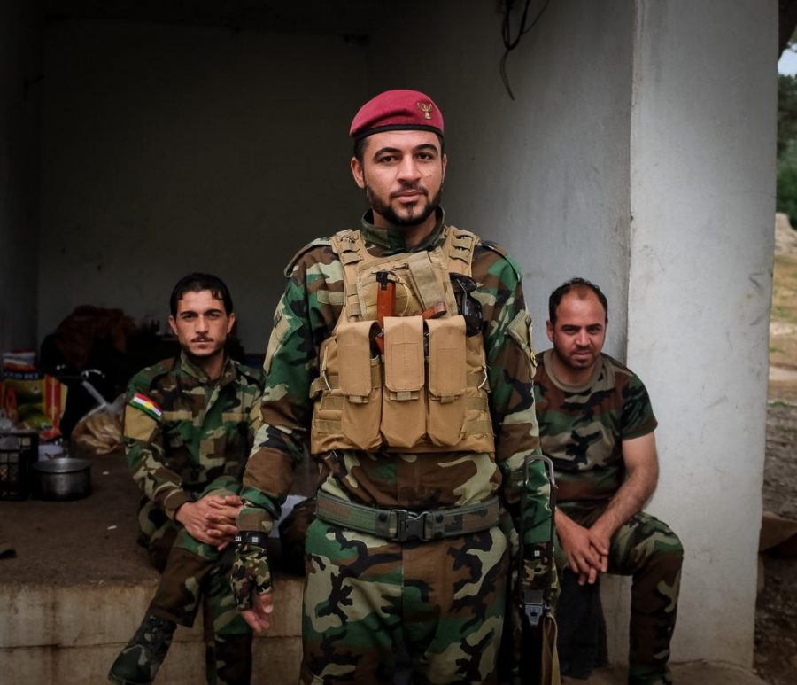 A Narrow Escape From Iraq