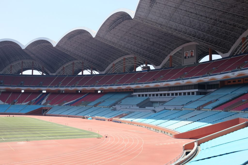 Rungrado May Day stadium, Pyongyang