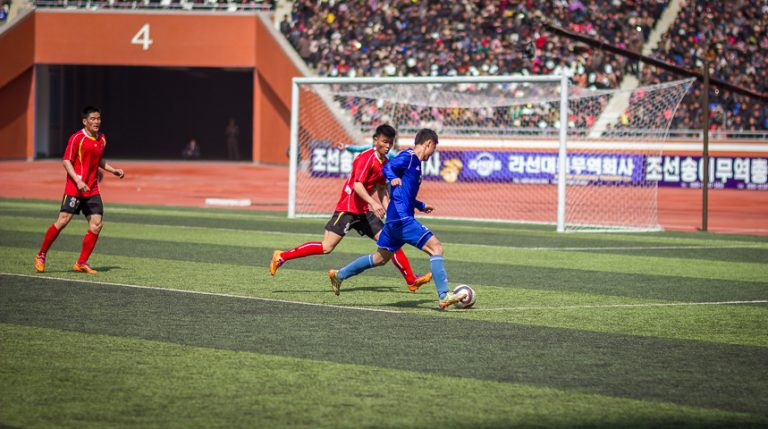 football in north korea