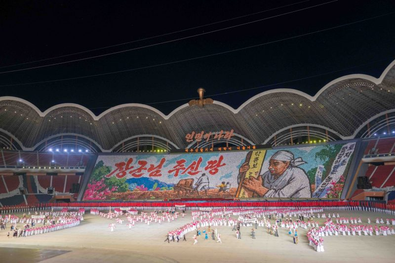 Mass Games, Pyongyang 2019