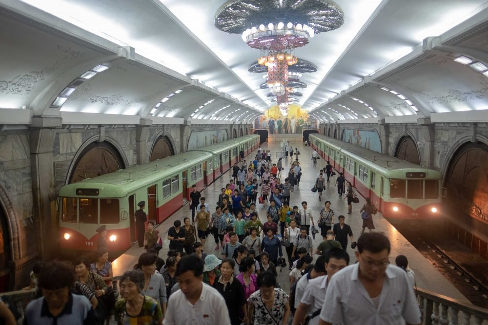 Essential Guide to the Pyongyang Metro