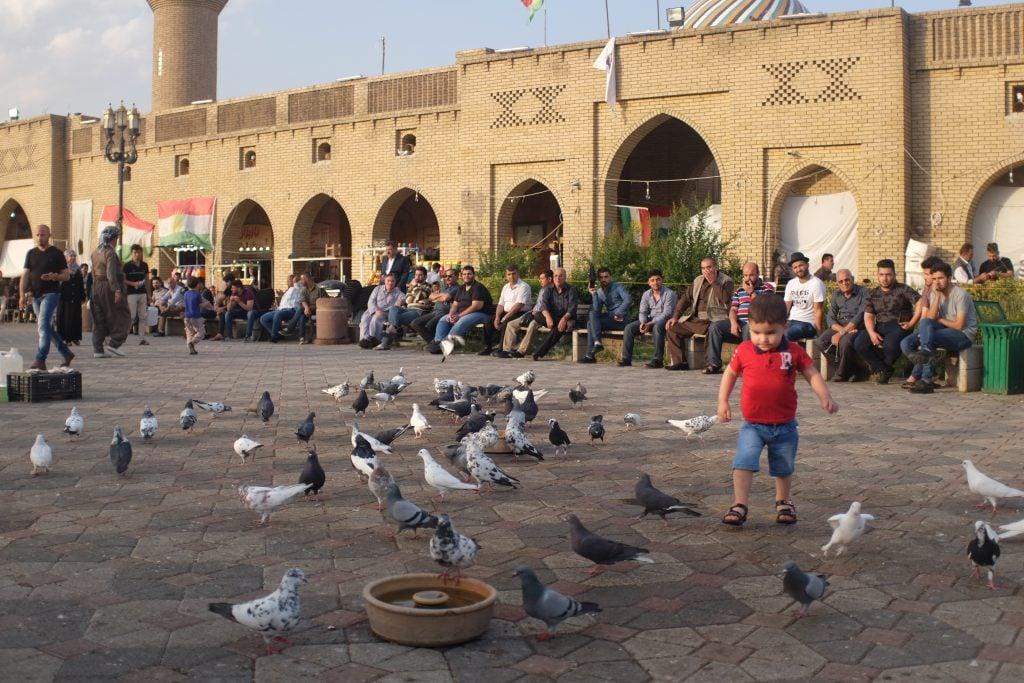 Iraqi city