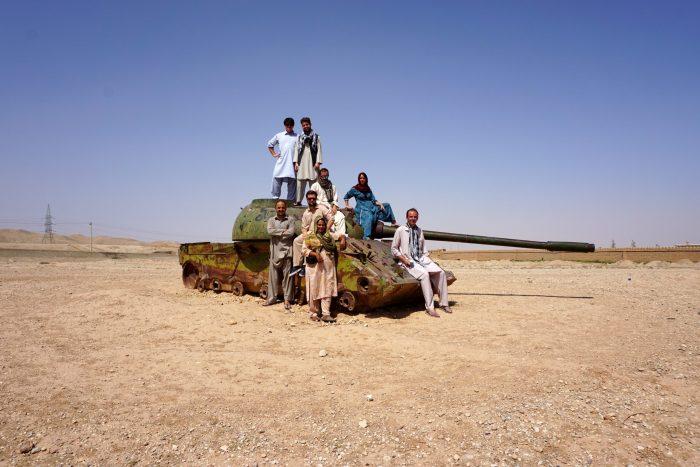 afghanistan tour