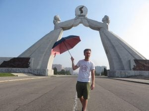 The Giant Leap – Booking a trip to North Korea