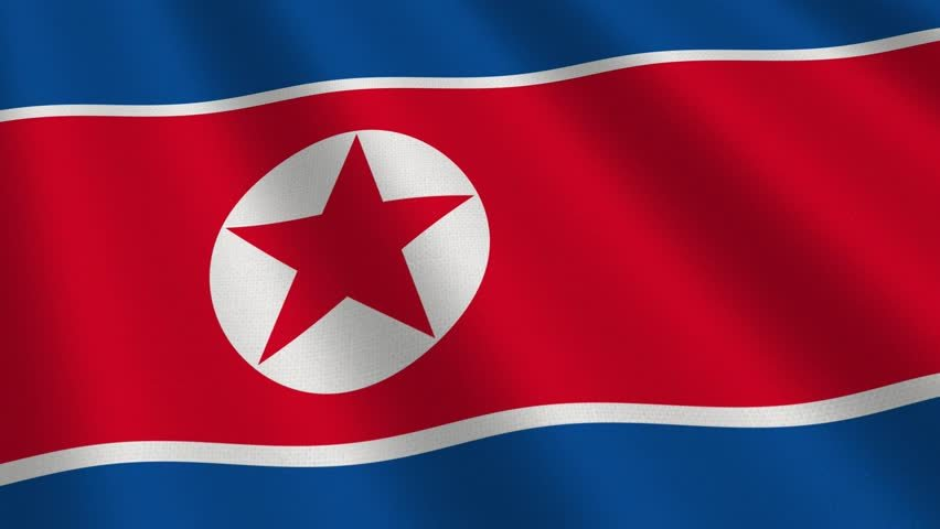 What Does The North Korean Flag Symbolize?