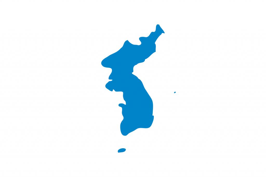 unified flag of Korea