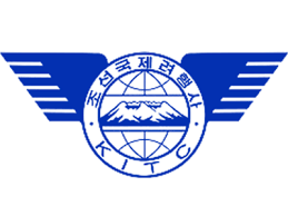Korea international travel company logo