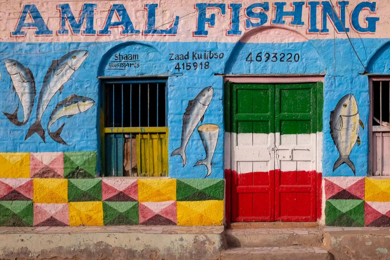 The Colorful Side of Berbera, Somaliland
