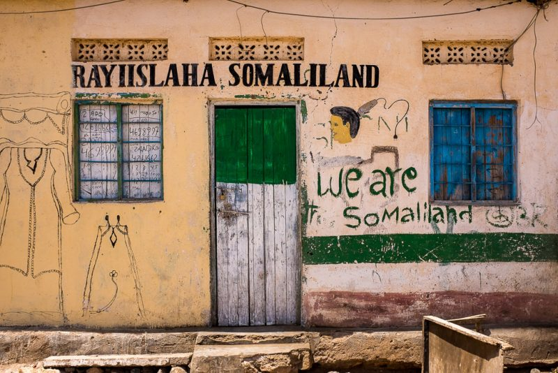 a house in somaliland