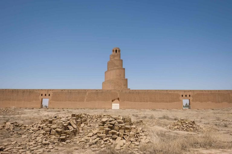 The Great Mosque of Samarra
