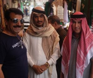 Visiting a Baghdad market on our Iraq tours